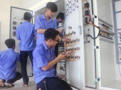 Tuyển sinh học nghề sửa chữa điện công nghiệp