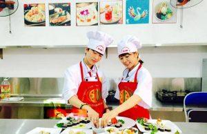 Khóa học nấu món chay. Dạy nấu ăn chay 01
