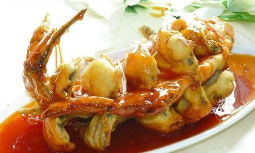 Khóa học nấu ăn món Hoa. Chế biến món ăn Trung quốc 01