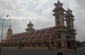 Tuyến điểm du lịch TPHCM – Tấy Ninh