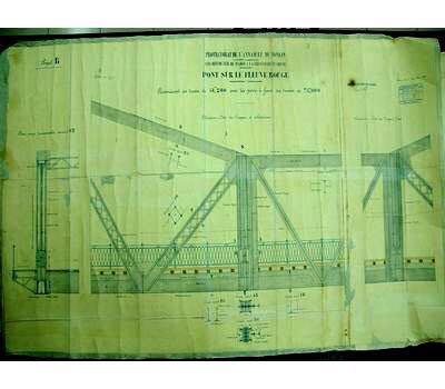 Lịch sử cầu Long Biên: Có thể bạn chưa biết 01