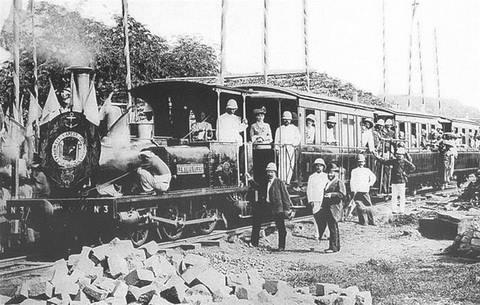 Đã từng có tuyến đường sắt Sài Gòn - Mỹ Tho