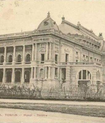 Có thể bạn chưa biết: Nhà hát lớn Hà Nội
