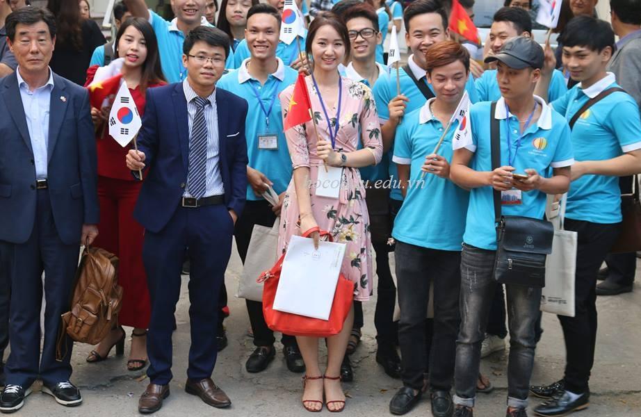 Du học Hàn Quốc. Trung tâm tư vấn tuyển sinh du học Hàn Quốc tại Hà Nội 01