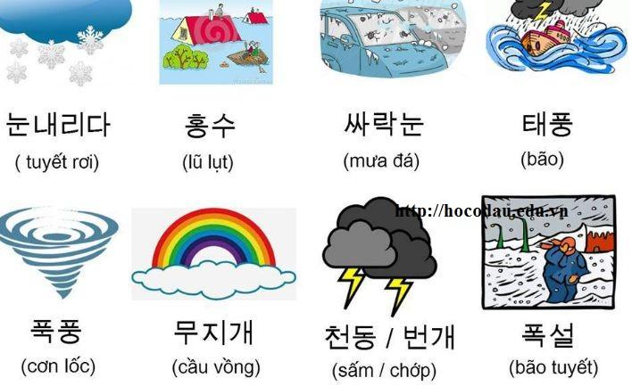 Học tiếng Hàn giao tiếp tại Hà Nội | Dạy tiếng Hàn Quốc 02