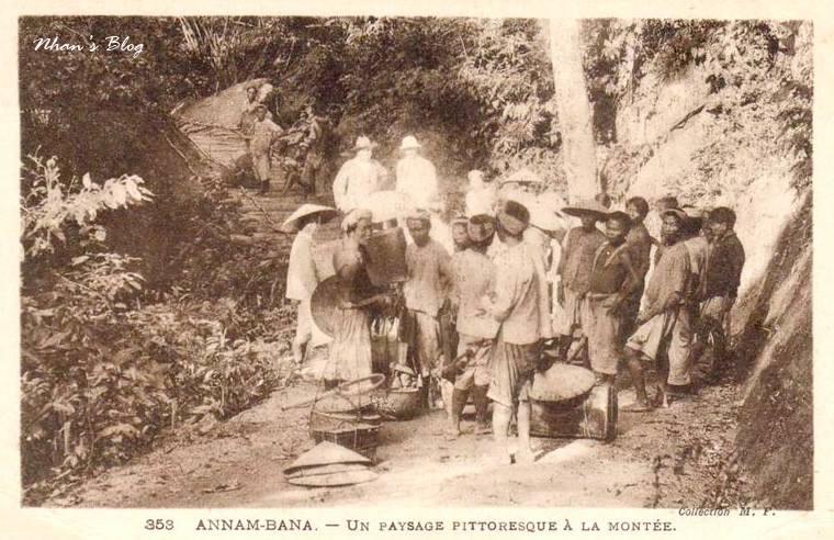 Khu nghỉ mát Bà Nà (Đà Nẵng) thời Pháp 04