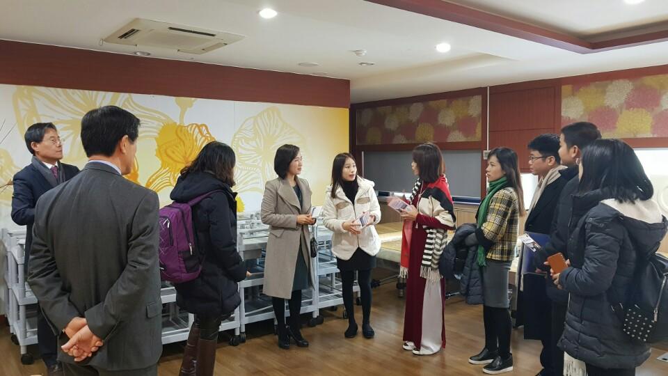 Ký kết thỏa thuận hợp tác với Đại học Kookje - Hàn Quốc 07