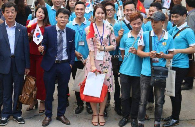 Tuyển sinh cao đẳng tiếng Hàn học tại Hà Nội 01