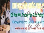 DU HÀN QUỐC VISA TOP 1% 2018